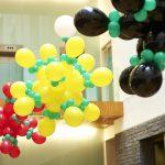 ballon decoratie bedrijven