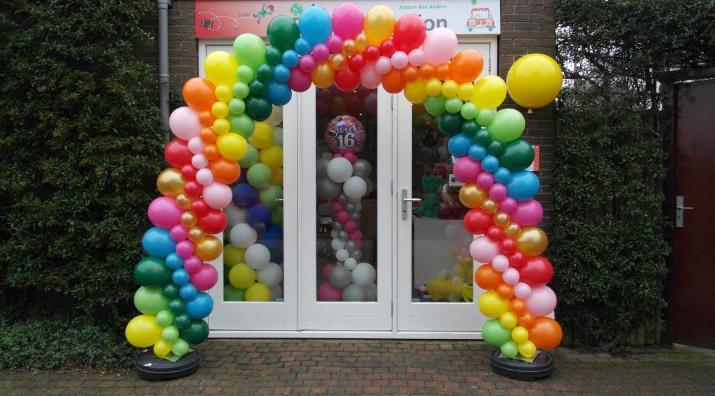 de decoratieballon Alkmaar