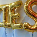 ballon letters jongens naam