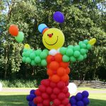 Ballon figuur clown