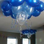 ballon decoratie 100 jaar