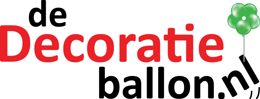 logo decoratieballon