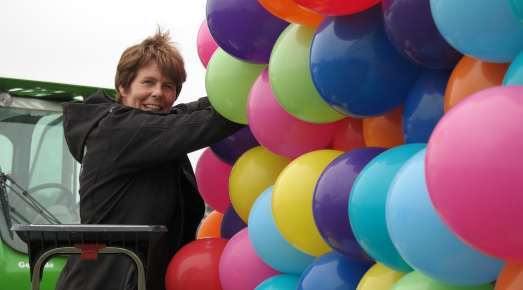 up ballon knokke belgie