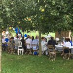 verjaardag ballonnen wijngaard