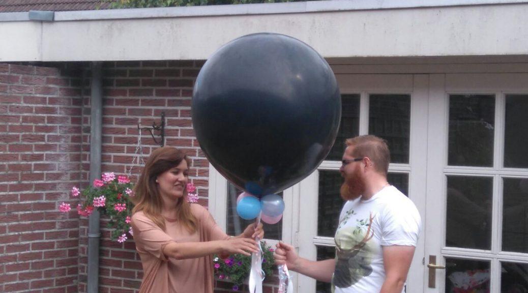 ballondecoratie jongen of meisje