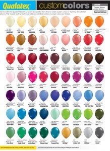 qualatex custom colours